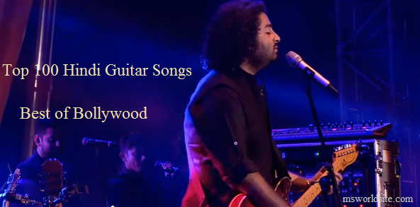 Top 100 Hindi Guitar Songs Tabs Lead Of Best Bollywood Hits Msworldsite Easy bollywood hindi songs mashup to play on guitar chords lesson for beginners with just 2 simple open chords and strumming papa kehte hai bada naam karega easy hindi acoustic guitar lesson video for tabs lead for beginners with instrumental song. msworldsite